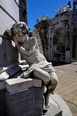 кладбище реколета в буэнос-айресе — Стоковое фото