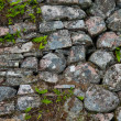 Stock Photo: Chambered cairn wall