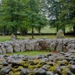 Chambered cairn — Stock Photo