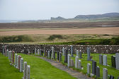 Kilchoman cemetery — Stock Photo