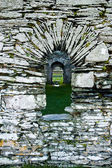 Kilnave church arch — Foto Stock