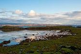 Jura pobřeží — Stock fotografie