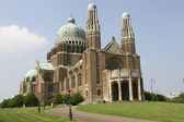 Koekelberg basilica — Stock Photo