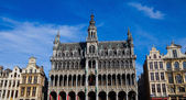 Grand-place de bruselas — Foto de Stock