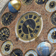 Astronomical clock — Foto de stock #4150710