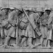 Great War memorial in Lille — Stock Photo
