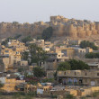 Skyline of Jaisalmer — Stock Photo
