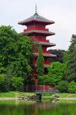 Pagoda japonesa — Foto de Stock