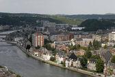 Namur, capital of Wallonia — Stock Photo