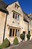Typical Cotswolds houses in Chipping Camden, Gloucestershire — Stock Photo