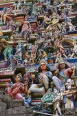 Kapaleeshwarar 寺的钦奈 — 图库照片