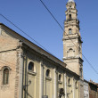 San Giovanni church in Parma — Stock Photo