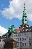 Archbishop Absalon, Copenhagen — Stock Photo