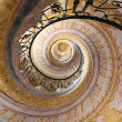 Spiral staircase - Stock Photo