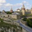 Stock Photo: Castle of Kamyanets-Podilsky