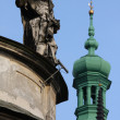 Lviv architecture — Stock Photo