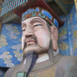 Stock Photo: Taoist statue in Wuxi, China