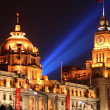 shanghai the bund — Stock Photo