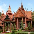 Stock Photo: National Museum in Cambodia