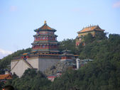 Imperial Summer Palace in Beijing — Stock Photo