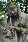 Mourning — Stock Photo