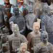 Terracotta soldiers — Stock Photo #4727640