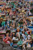 Kapaleeswarar temple in Chennai, India — Stock Photo
