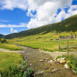 Vall d'Incles in Andorra — Stock Photo #4757576