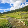 Vall d'Incles in Andorra - Stock Photo