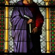 Saint Luke - Stock Photo
