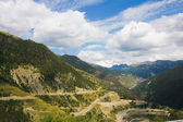 Vall d'Incles in Andorra — Stock Photo