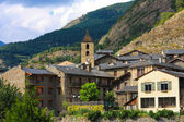 Ordino in Andorra — Stock Photo