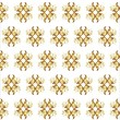 Background  pattern - yellow, gold — Stock Vector