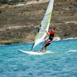 Windsurfing on the move — Stock Photo #4933651