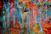 Wall; dirty; backgrounds; old; textured; — Stock Photo