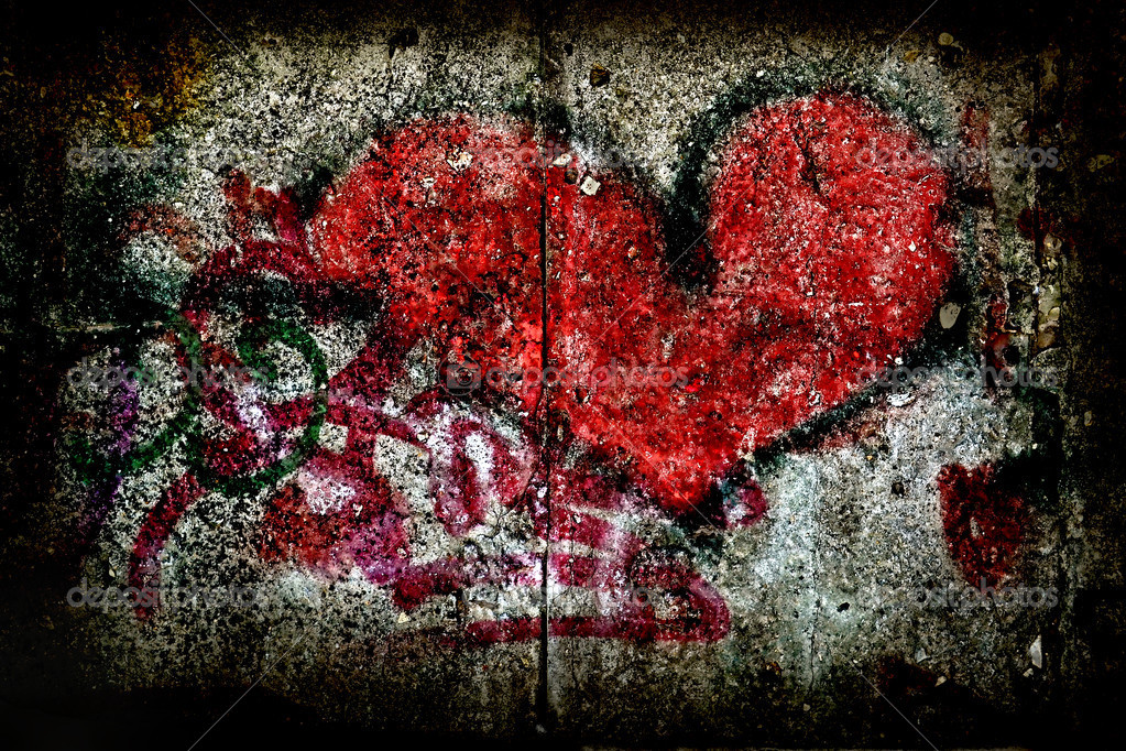 how to add heart to facebook wall