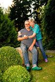 Alte Liebe rostet nicht — Stock Photo