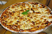Appetizing pizza — Stock Photo