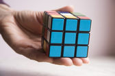 Cubik-rubik — Stock Photo