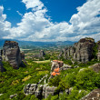 Meteora rocks, Greece — Stock Photo