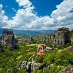 Meteora rocks, Greece — Stock Photo