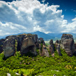 Meteora rocks, Greece — Stock Photo #4477862