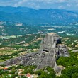 Stock Photo: The view of Meteora