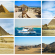 Egypt collage — Stock Photo #4804676
