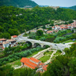 Veliko Tarnovo (Tirnovo), Bulgaria - Stock Photo