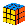 Rubik&#039;s Cube - Stock Photo