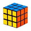Stock Photo: Rubik's Cube