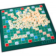 Scrabble game — Stock Photo