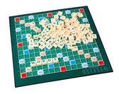 Scrabble game — Stock Photo