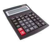 The business calculator — Stock Photo